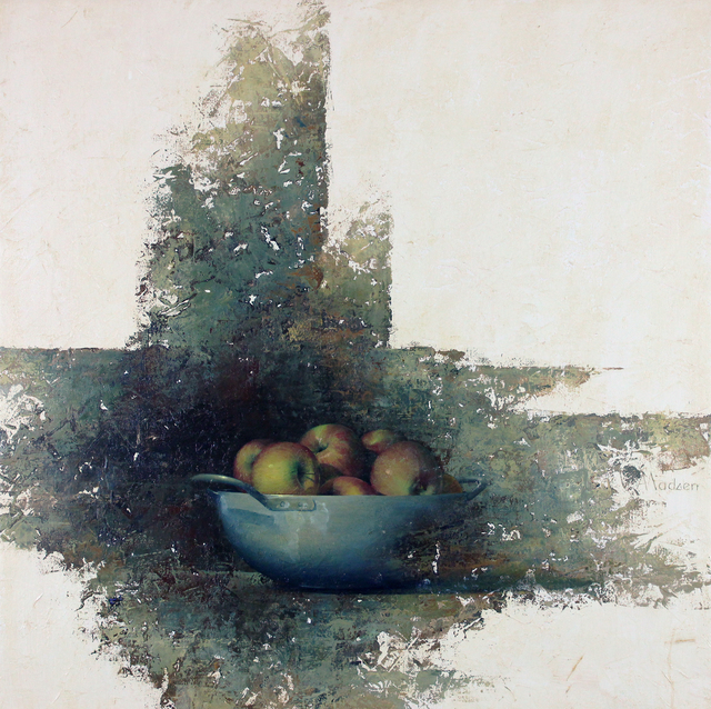 , 'Bowl of Apples,' 2018, Gormleys Fine Art