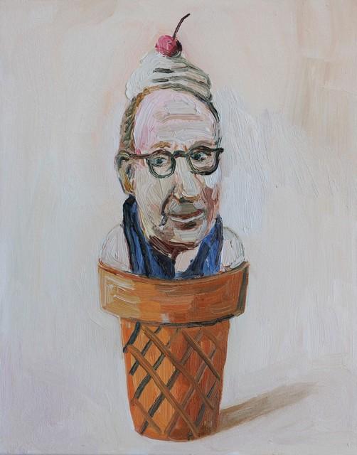 , 'Saltzy Ice Cream,' 2018, bG Gallery