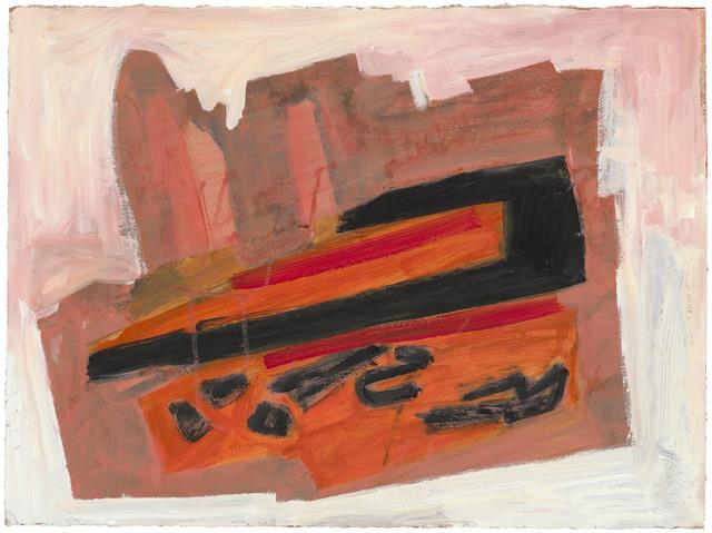 Phyllida Barlow, 'untitled: sliced', 2012, Hauser & Wirth