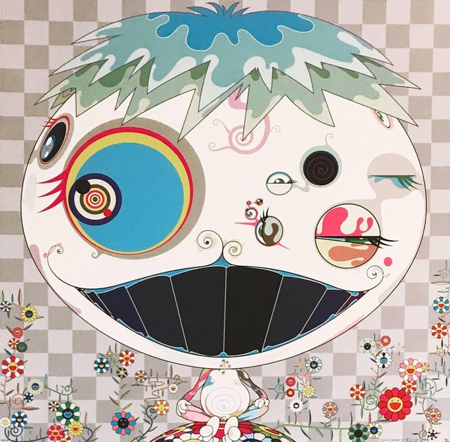 Takashi Murakami, 'Jelly Fish', 2004, Hang-Up Gallery