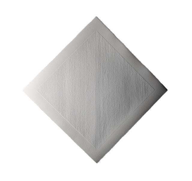B.L. Jesseph, 'White Series VI', 2019, The Directed Art Modern