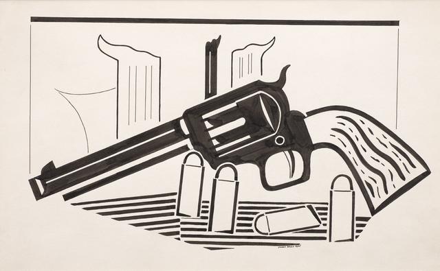 , 'Revolver,' 1925, Aaron Payne Fine Art