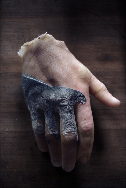 , 'Hand Sculpture from the Tomb,' 1967, Mai 36 Galerie