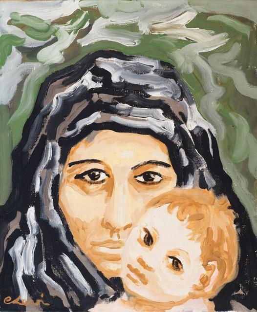Carlo Levi, 'Madre e bambino', 1963, Finarte