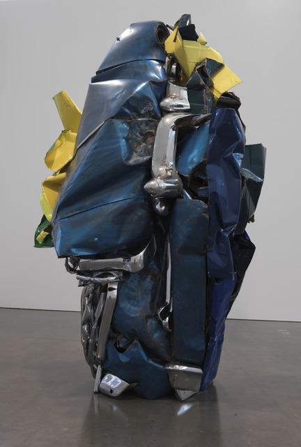 , 'PEAUDESOIEMUSIC,' 2011, Gagosian