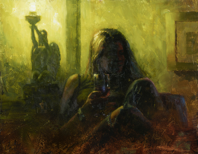 Christopher Clark, 'Wine and Glow', 2019, Abend Gallery
