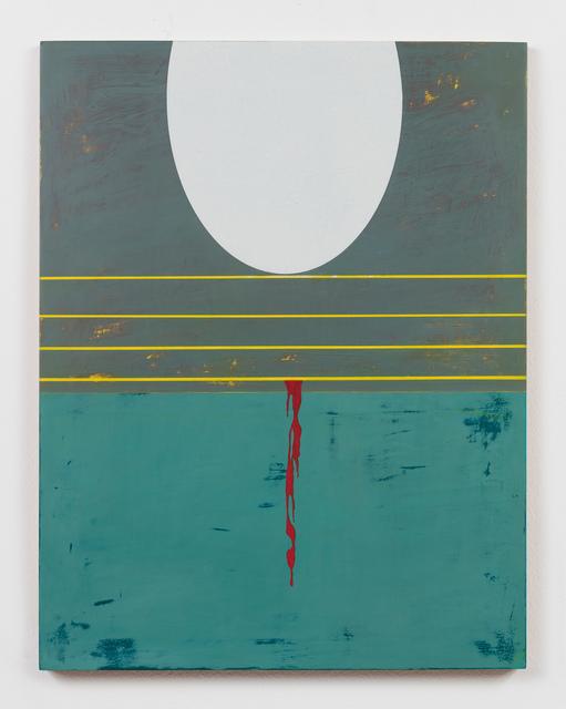 , 'Notícia de jornal (ringue) / Tabloid Story (Boxing Ring),' 2017, Stephen Friedman Gallery