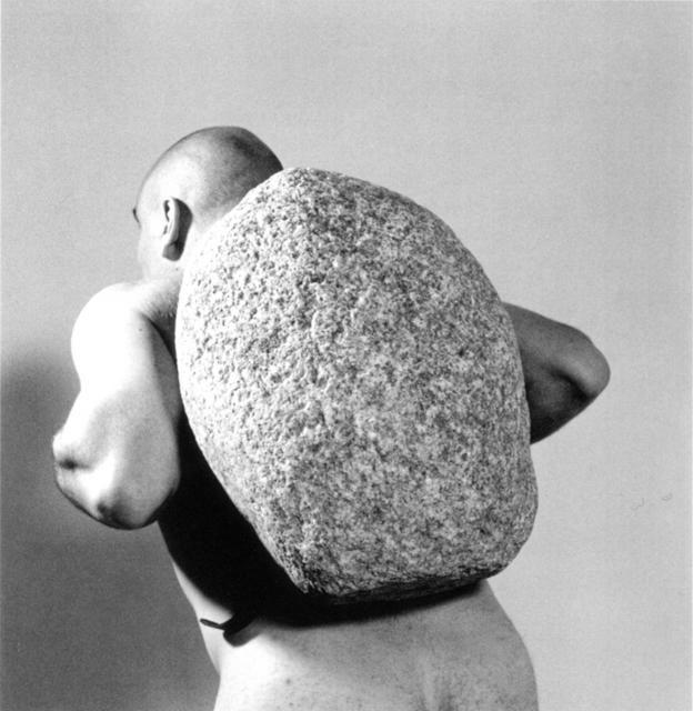 , 'Sisyphus Sport,' 1998, Barbara Gross