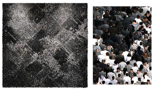 , 'We · Moving Cloud [我们 · 移动的云],' 2015, OFOTO&ANART