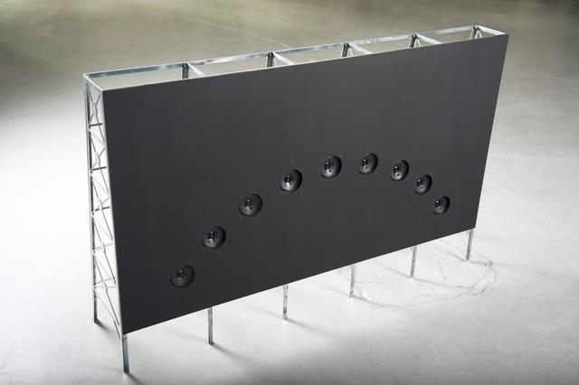 , 'Malas Noticias,' 2012, Galería La Cometa