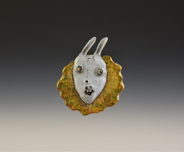 , 'Yellow Rabbit,' 2017, Facèré Jewelry Art Gallery
