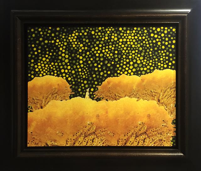 , 'KUSAMA IN FLOWER GARDEN,' 1996, MASAHIRO MAKI GALLERY