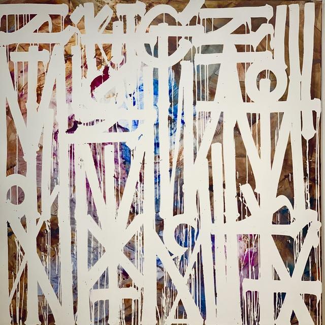RETNA, 'Strings Attached', 2019, Laura Rathe Fine Art