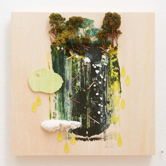 , 'Scrape 13,' 2018, Hashimoto Contemporary
