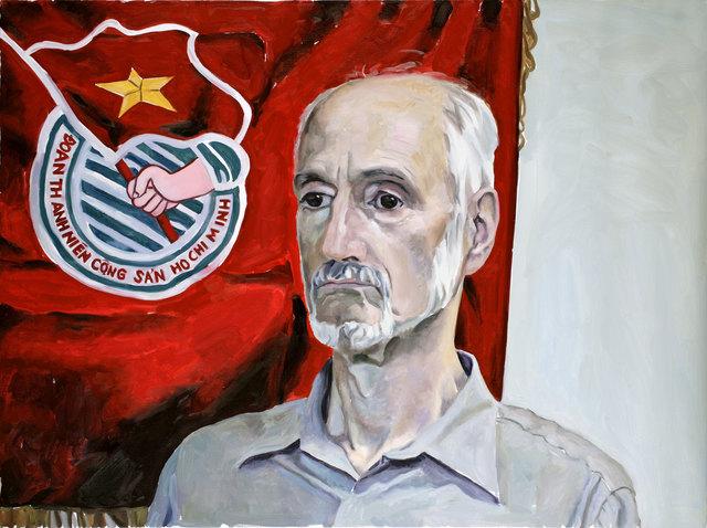 Yevgeniy Fiks, 'Portrait of Gabe Falsetta (Communist Party USA)', 2007, Winkleman Gallery