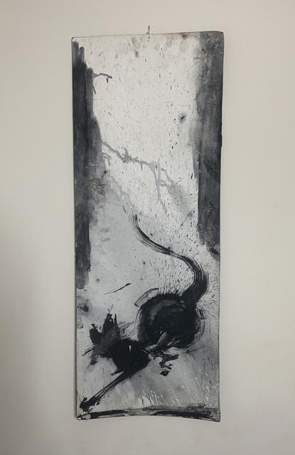 Richard Hambleton, 'Shadow Cat', 1982-1995, Dru Arstark Fine Art