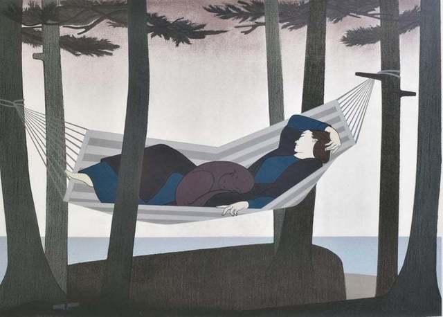 Will Barnet, 'Summer Idyll', 1980, Resource Art