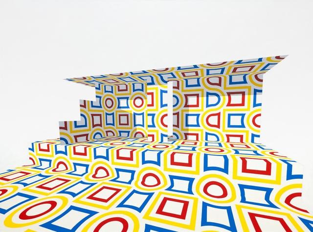 , 'Gopi Pavillion,' 2018, Galleria Heino