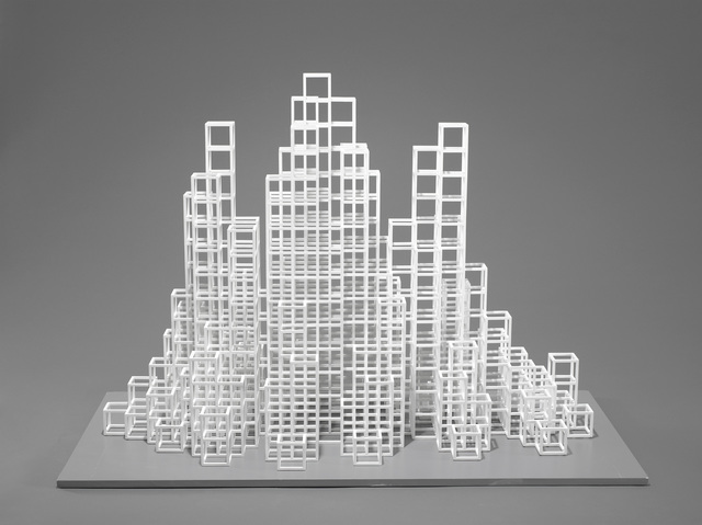 , 'Irregular Towers (L),' 1999, Pace Gallery