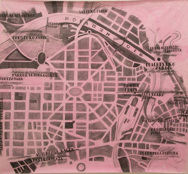 , 'Ciudades ideales (Bilbao),' 2016, CarrerasMugica