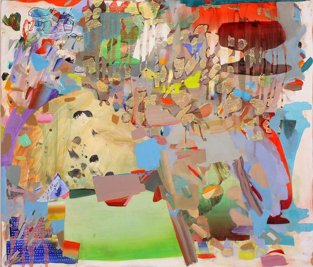 , 'High Traffic,' 2015, Asya Geisberg Gallery