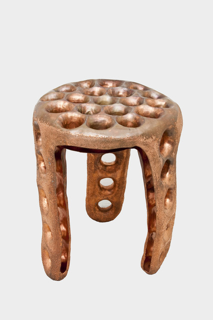 , 'Copper Stool,' 2009, Johnson Trading Gallery