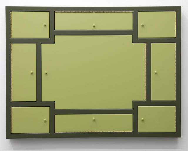 , 'Cabinet No. 17,' 2000, i8 Gallery