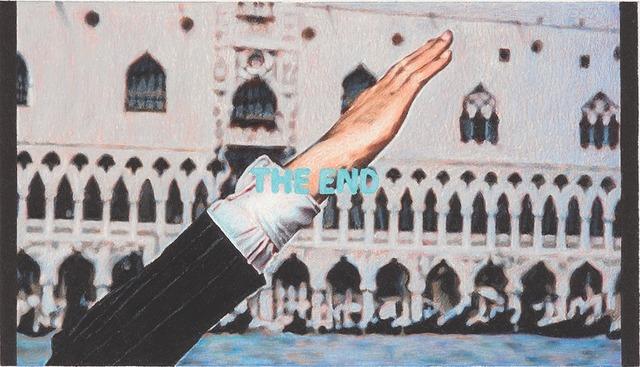, 'THE END_1101101_16:9 ,' 2014, Artelier Contemporary
