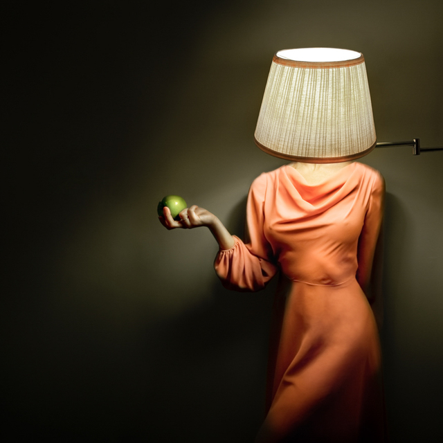 , 'Lamp Girl,' 2012, Arusha Gallery