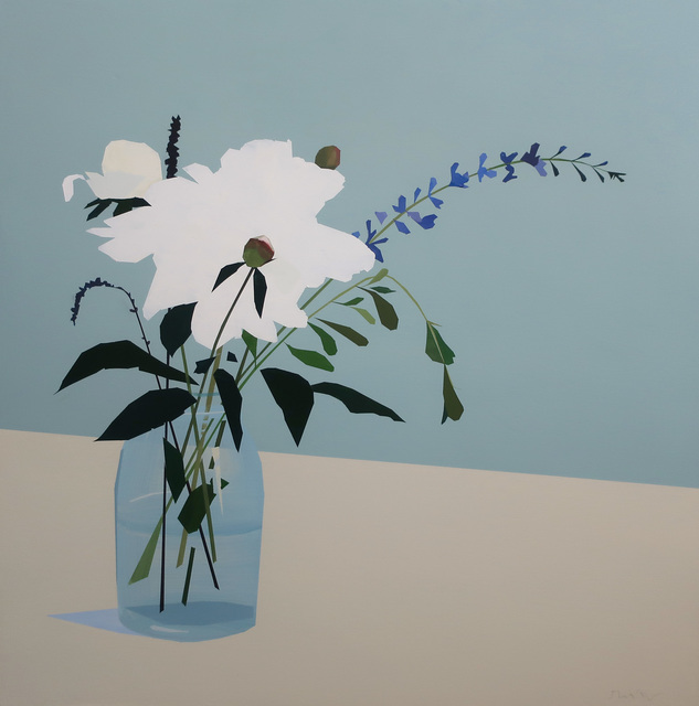 , 'Bouquet with White Peonies,' 2020, Octavia Art Gallery