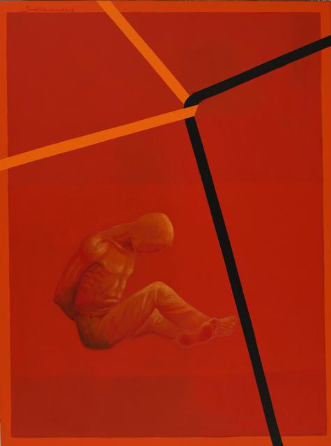 , 'Restrictions of Displacement #1,' 2018, Contemporary Art Platform Kuwait