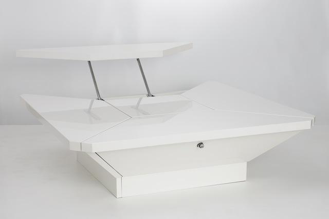 , 'Coclea table,' 1970, Galleria Rossella Colombari