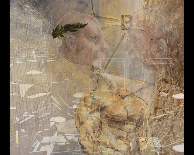 Andrew Dines, 'Our Savior Varoufakis', 2015, Academy Art Museum