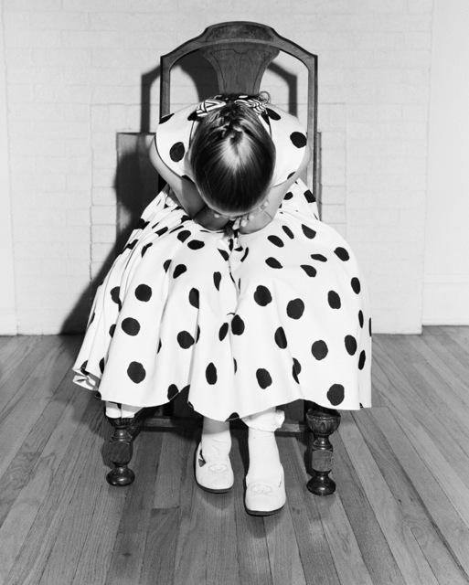 , 'Girl in the Polka Dot Dress,' 1990, Jenkins Johnson Gallery