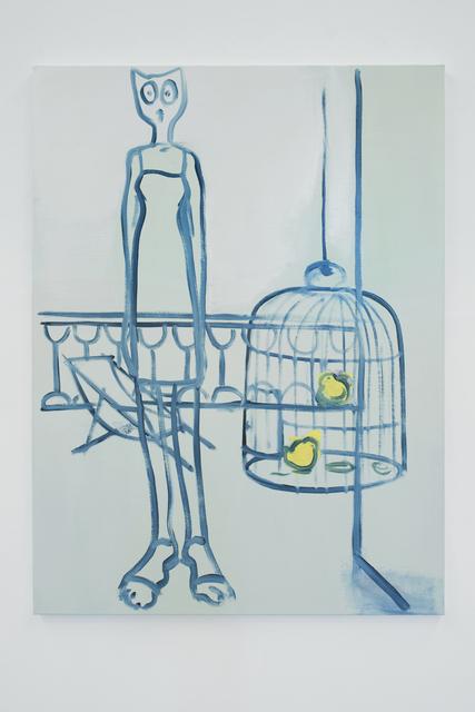 , 'Cage,' 2018, Xippas