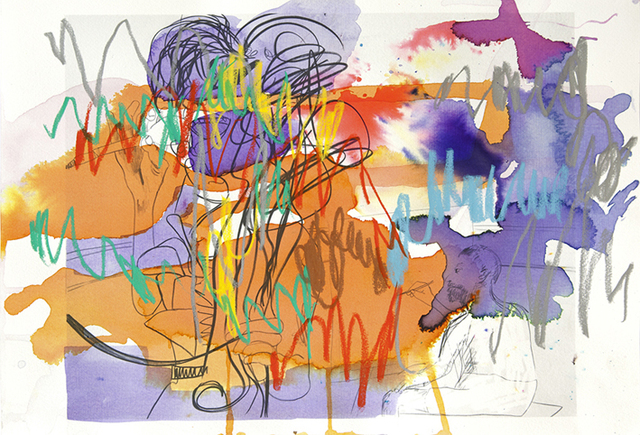, 'Unfinished Masterpiece Five,' 2015, Galerie Meyer Kainer