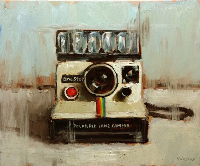 , 'Polaroid One Step,' 2017, Sue Greenwood Fine Art