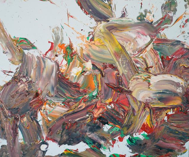 Yigang WANG, 'T8', 2018, Galleria d'Arte Martinelli