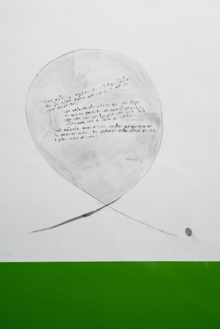 , 'Jeito Lourival Cuquinha de não vender uma obra de arte (Artist's way of not selling an art work),' 2018, Baró Galeria