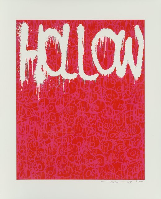 Takashi Murakami, 'Hollow (Red)', 2018, Heritage Auctions