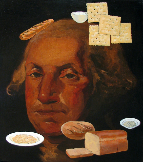 , 'Washington's Bread, Cereal, Rice, and Pasta,' 2009, Jonathan Ferrara Gallery
