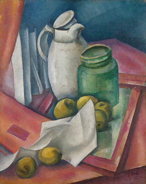 , 'The White Pitcher,' 1915, Caldwell Gallery Hudson