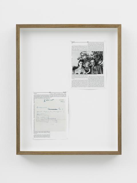 , 'Joel,' 2013, Goodman Gallery