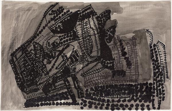 , 'Kundo Lion At The Zoo,' 2011, Creativity Explored