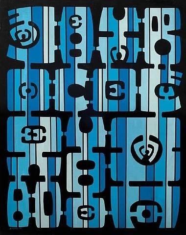, 'Variante No. 115,' 1973, Galería de las Misiones