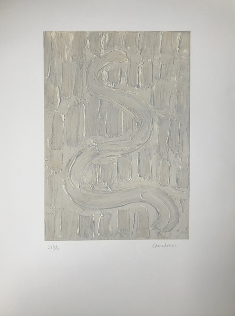 Serge Charchoune, 'Untitled', Print, Lithographie in colours, DIGARD AUCTION