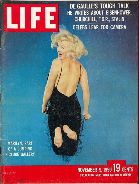 , 'LIFE Marilyne Monroe (LIFE Marilyn Monroe),' 1959, Kunsthal Rotterdam