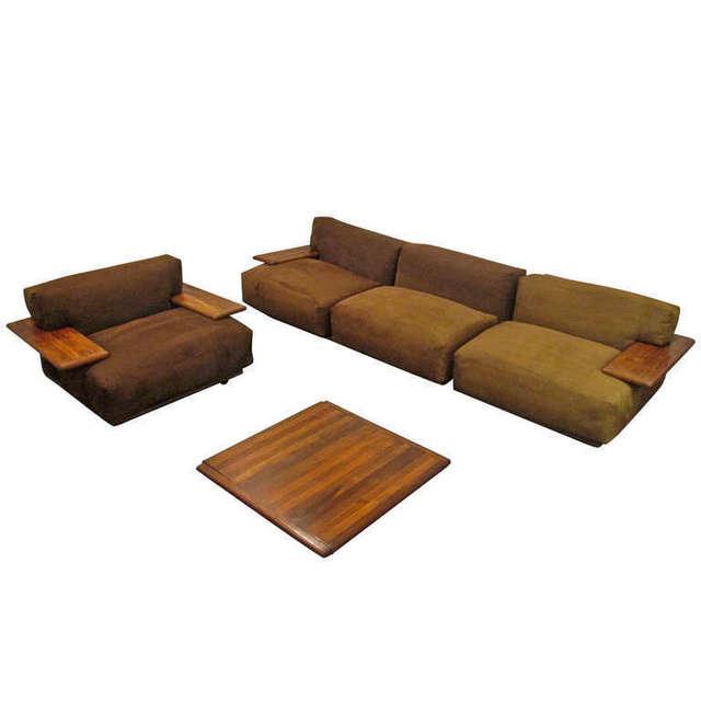 , ''Pianura' Lounge Set,' 1960-1970, Trouvé