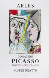 After Pablo Picasso, 'Arles Donation Picasso,' 1971, Forum Auctions: Editions and Works on Paper (March 2017)