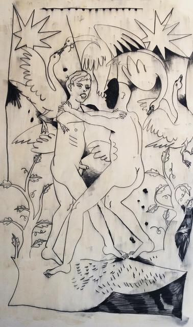 , 'Heute dancen,' 2015, Ruttkowski;68